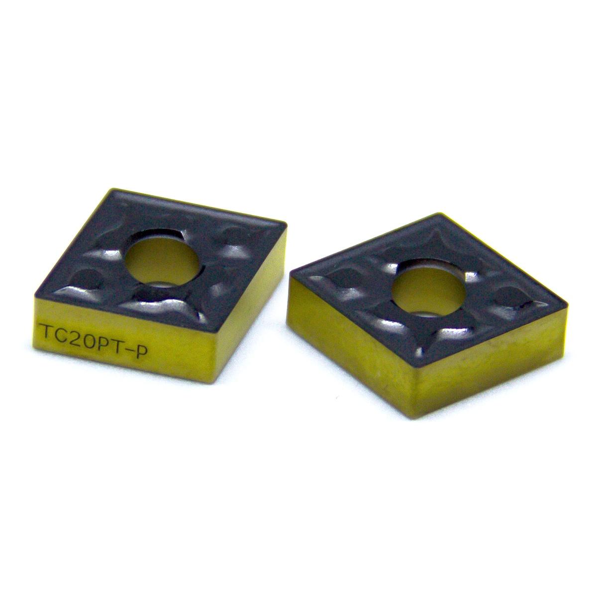 Пластина для токарной обработки CNMG 160612