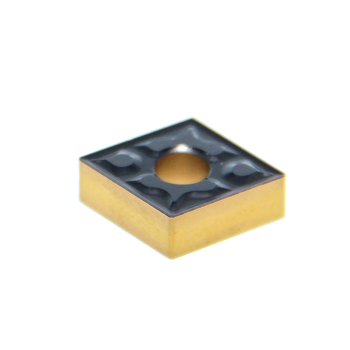 Пластина для токарной обработки CNMG 120404