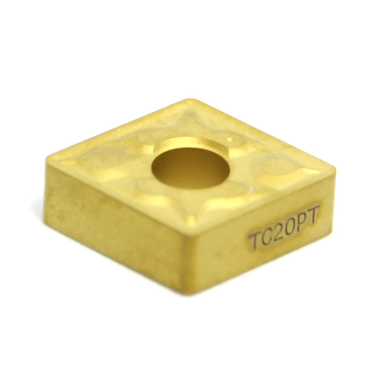 Пластина твердосплавная CNMG 120408
