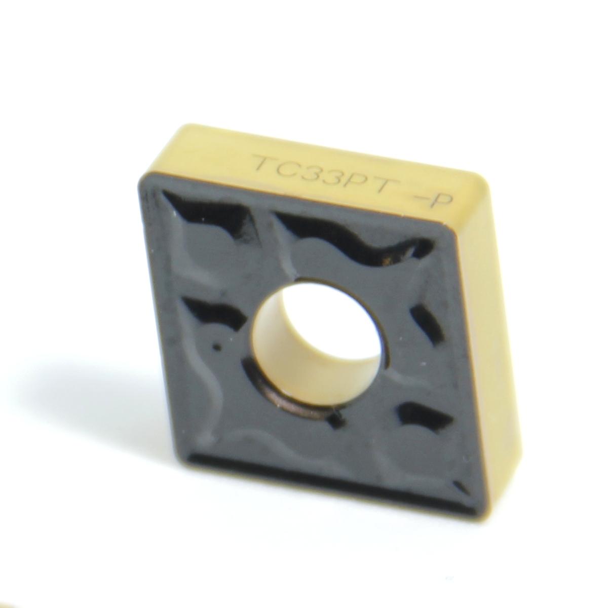 Пластина для токарной обработки CNMG 120408
