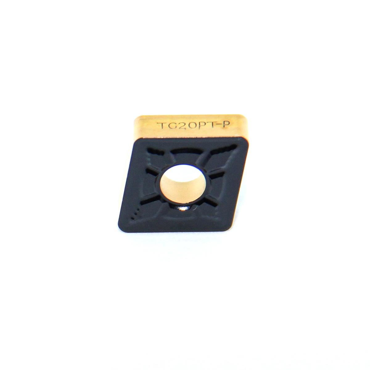 Твердосплавная токарная пластина CNMG 120412