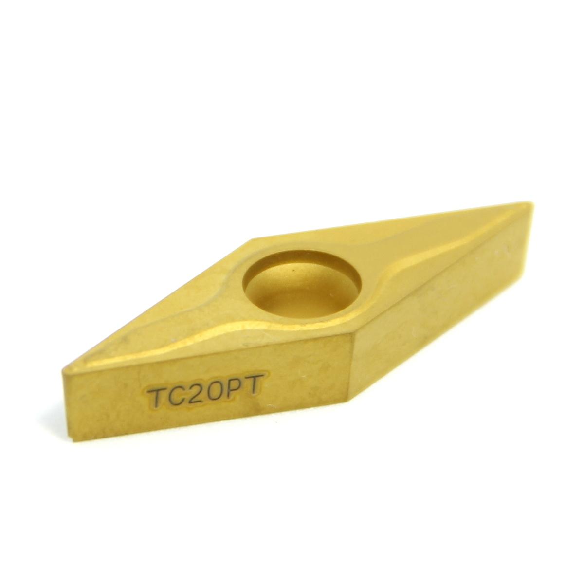 Пластина для токарной обработки VBMT 160404
